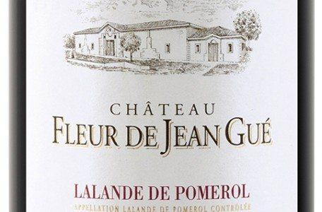 Chateau Fleur De Jean Gue 2010-Label WWC
